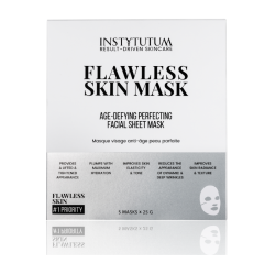 FLAWLESS SKIN MASK 5 kus